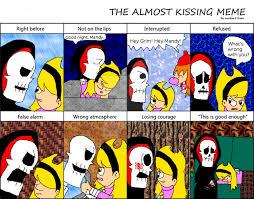 Another Grim x Mandy Meme by VioletArtisan on DeviantArt via Relatably.com
