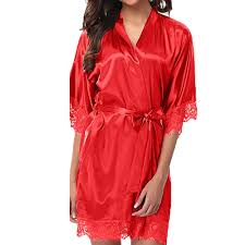 2020 Sleepwear <b>Women's</b> bathrobe <b>Lady</b> Sexy <b>Lace</b> Sleepwear ...