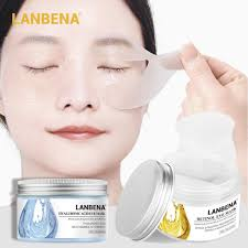 <b>Retinol</b> Anti-wrinkle Anti Puffiness <b>Eye</b> Gel Patches Hyaluronic Acid ...