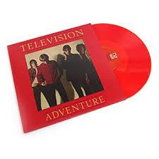 Television - <b>Television</b>: <b>Adventure</b> (<b>Colored</b> Vinyl) Vinyl LP ...