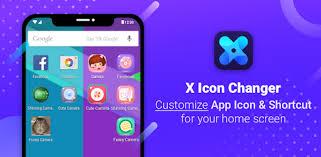 Приложения в Google Play – <b>X</b> Icon Changer - Customize App Icon ...