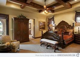 15 extravagantly beautiful tuscan style bedrooms bathroomprepossessing awesome tuscan style bedroom