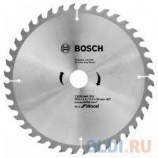 <b>Диск пильный</b> твердосплавный <b>BOSCH</b> ECO WO 254x30-40T ...