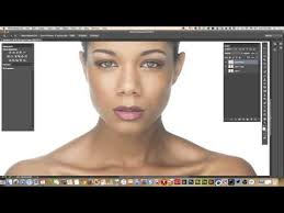 applying makeup in adobe photo cc