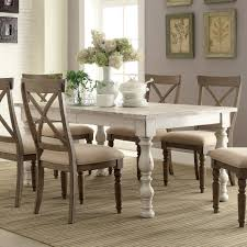 wood dining table chairs room furniture set