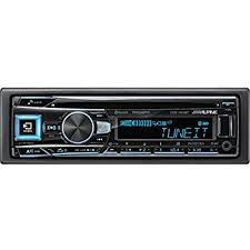 com alpine cdesxmbt advanced bluetooth cd siriusxm alpine cde 163bt advanced bluetooth cd receiver