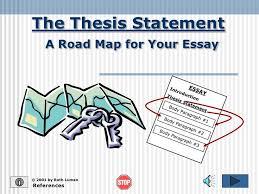 Best ideas about Thesis Statement on Pinterest   Argumentative
