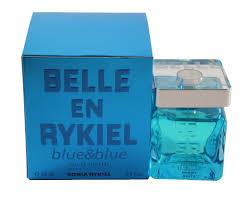 <b>Belle En</b> Rykiel Blue & Blue by <b>Sonia Rykiel</b> 2.5oz Edt Spray for ...