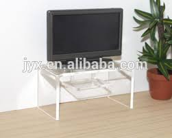 house use custom clear acrylic tv stand table perspex table for wholesale acrylic perspex furniture