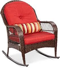 Wicker - Rocking Chairs / Chairs: Patio, Lawn & Garden - Amazon.com