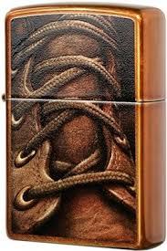 <b>зажигалка Zippo</b> 28672 Boot <b>Laces</b> купить в магазине Гавана от 2 ...