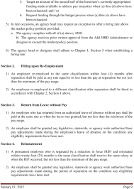 state of wyoming compensation policy pdf 5 in rare occasions an agency head request an exception to offer a