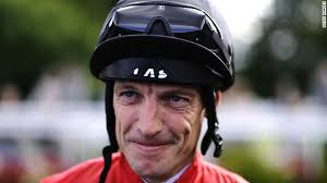 Jockey Richard Hughes wins seven out of eight races at Windsor; Odds on the feat were a lengthy 10,168 to 1; Irishman Hughes set to ... - 121015062828-richard-hughes-story-top