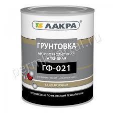 <b>ЛАКРА</b>.<b>Грунт ГФ</b>-<b>021</b>, <b>серый</b>, 1 кг — купить в Перми ...