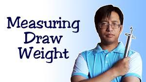 <b>Archery</b> | Measuring Actual Draw <b>Weight</b> - YouTube