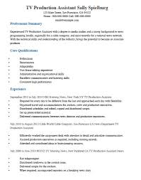 television tv production assistant resume template sample adobe pdf pdf rich text rtf microsoft word