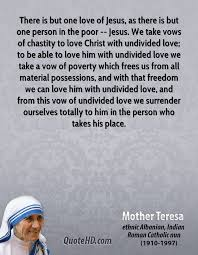 Mother Teresa Quotes On Jesus. QuotesGram via Relatably.com