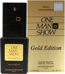 Buy Jacques Bogart <b>One Men Show Gold</b> Edition Eau de Toilette ...