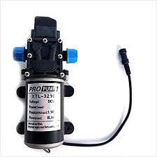 DC 12V 80W 5.5L/m Lift55m Diaphragm Water Pump ... - Amazon.com