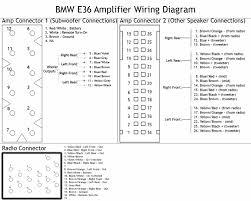 radio wiring diagram bmw e46 radio wiring diagrams