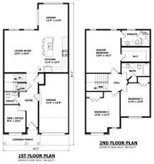 Floor plans  Two storey house plans and House plans on PinterestSmall Storey House Plans More