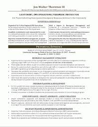 xpertresumes com tips to write paramedic job resume