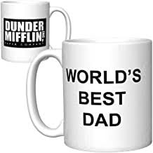 world's best dad mug - Amazon.com