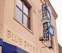 Blue <b>Spoon Cafe</b>: Home