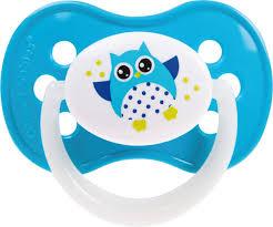 <b>Canpol</b> Babies <b>Пустышка силиконовая симметричная</b> Owl от 0 до ...