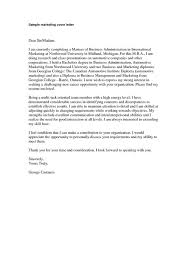 marketing cover letter sample marketing cover letter will help you in creating a winning cover how to write a cover letter for your first job