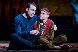 the kite runner wyndham s theatre the gizzle review the kite runner wyndham s theatre