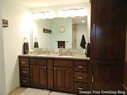 bathroom sink lighting ideas modern double sink bathroom vanities60 bathroom sink lighting