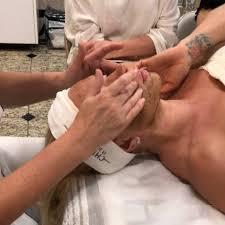 demonstration of the line Rose <b>de</b> Mer at... - <b>Christina</b> Skincare ...