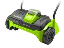 Аккумуляторный <b>аэратор GreenWorks</b> 40V <b>35</b> см.