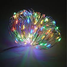 <b>ZDM</b>® <b>10m</b> String Lights <b>100 LEDs</b> SMD 0603 <b>10M</b> String Light ...