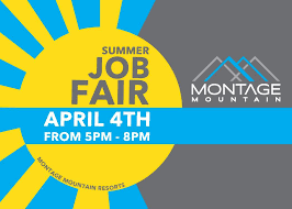 summer job fair pa ski resort skiing snowboarding pennsylvania come join the team be a part of all the fun at montage mountain waterpark this summer