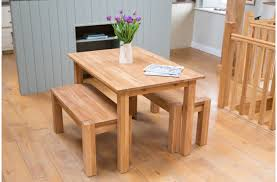 Kitchen Table With Benches Set Small Kitchen Table And Bench Set From Topfurniturecouk Diy