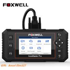 <b>Foxwell NT614 Elite</b> OBD2 Scanner Engine ABS Airbag SRS ...