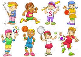 Bildergebnis für kindersport comic