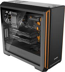 Обзор <b>корпуса be quiet</b>! Silent Base 601 Window Orange