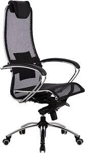 """<b>Кресло Метта</b> """"<b>Samurai</b>"""", офисное, цвет: черный. 531524 ..."""