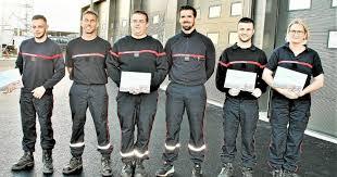 Sapeurs-pompiers. La distribution du calendrier commence ...