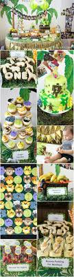 safari jungle themed first birthday party part i dessert ideas safari jungle themed first birthday party dessert ideas great for a baby shower