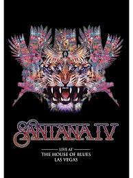 <b>Santana IV</b>: <b>Live</b> at the House of Blues, Las Vegas DVD/2 CD