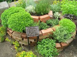 Small Picture Beautiful Small Herb Garden Design Awesome Small Herb Garden