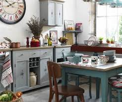 Shabby Chic Colors For Kitchen : Shabby chic kitchen in addition ideas also