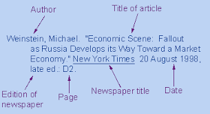 Article annotation example Versi  n espa  ola