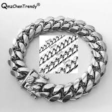 Promotion Stainless Steel Women Miami Curb Cuban Chain ...