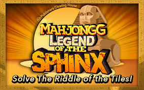 Play Free Mahjongg <b>Legend of the</b> Sphinx Online   Play to Win at ...