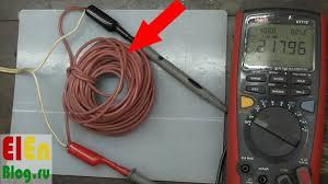 Любой нагреватель для самоделок из <b>нагревательного кабеля</b> ...